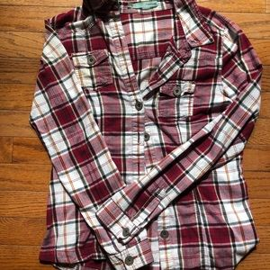The PERFECT fall flannel! 🍁